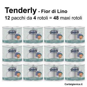 carta-igienica-tenderly-fior-di-lino-4-rotoli