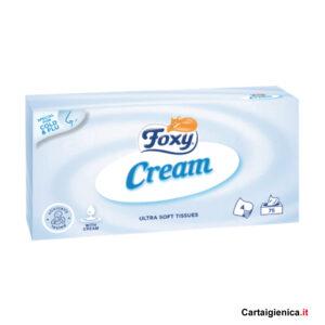 foxy cream veline fazzoletti 4 veli scatola