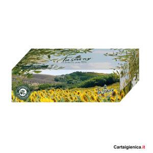 tuscany veline scatola 80 fazzoletti 4 veli