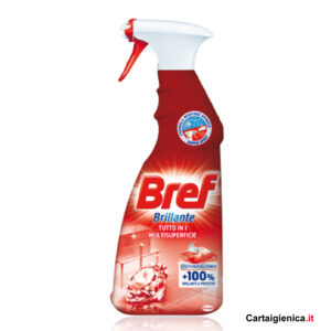 bref brillante multisuperficie 750 ml spray