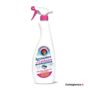 Chanteclair Sgrassatore con Candeggina spray 650 ml