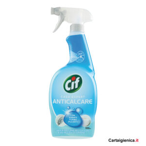 cif anticalcare spray casa expert 650 ml