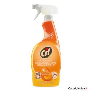 cif sgrassatore universale profumo arancio 650 ml