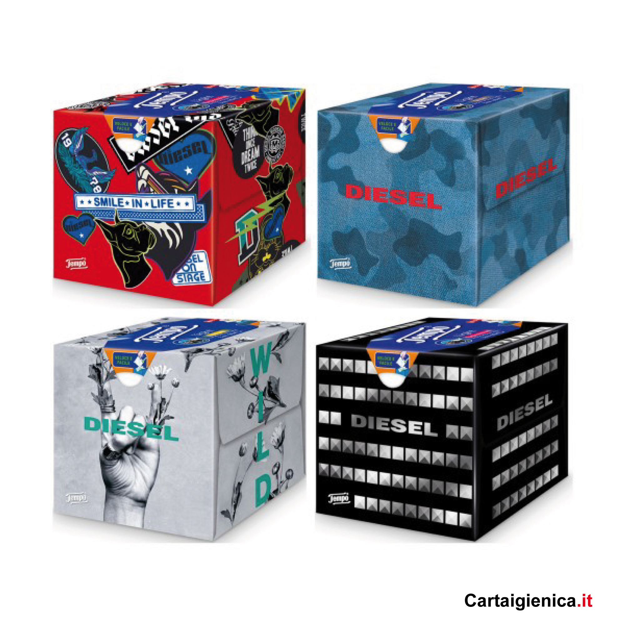 tempo veline box Diesel 60 veline 3 veli