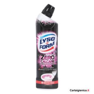 Lysoform Zero Calcare Disincrostante WC Pink - 750 ml.