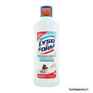lysoform protezione disinfettante freschezza alpina 1250 ml