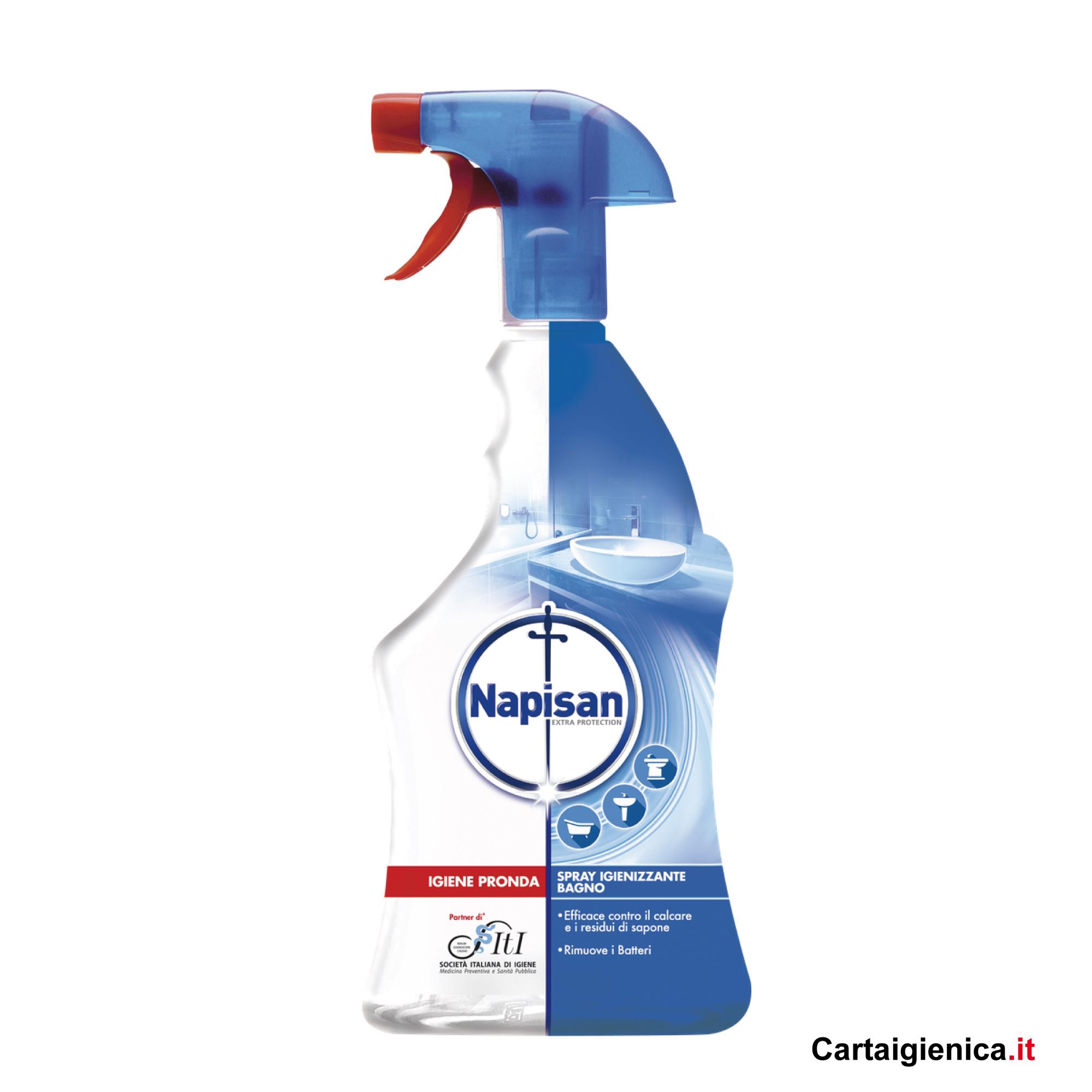 Napisan Igiene Profonda Spray Igienizzante 500 ml