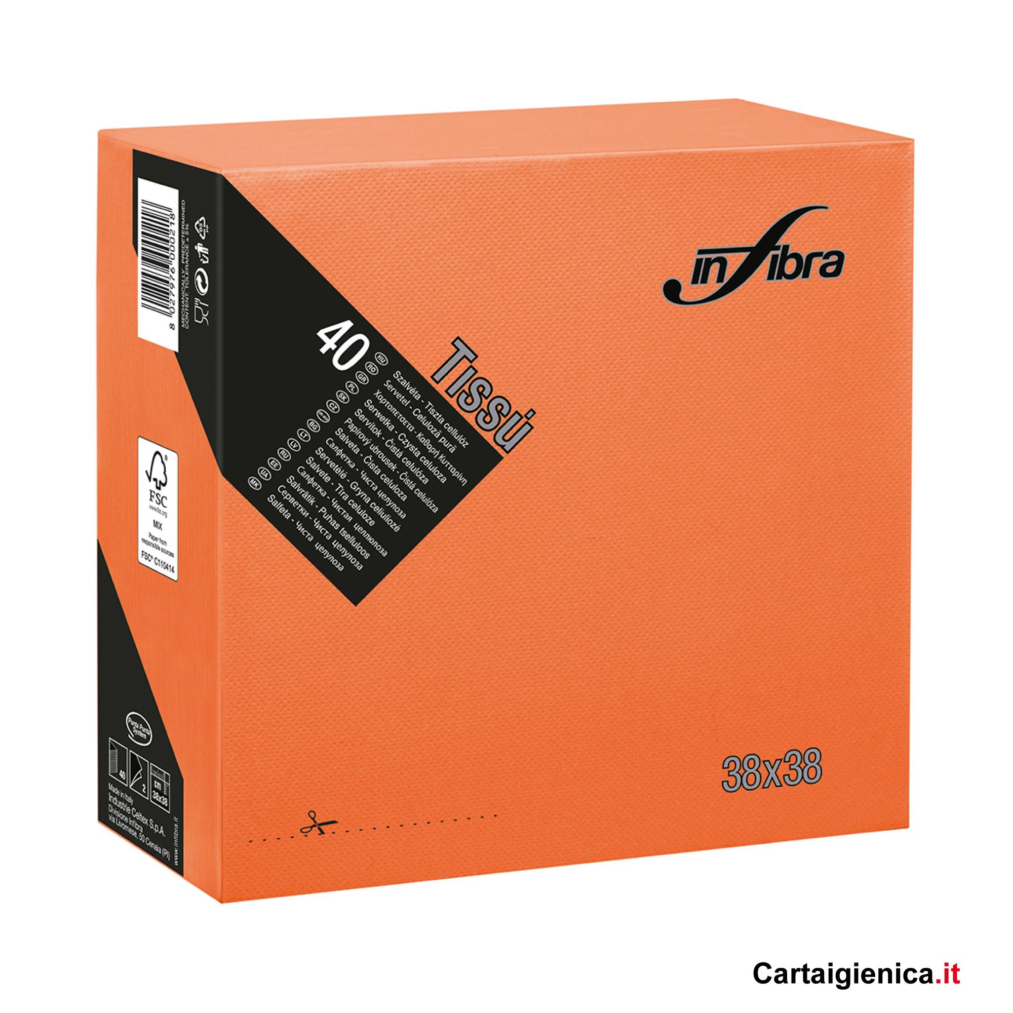 infibra-tovaglioli-tissu-arancio-2-veli-38-x-38-cm