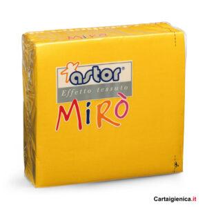 astor-tovaglioli-miro-giallo-38x38-40-tovaglioli-2-veli