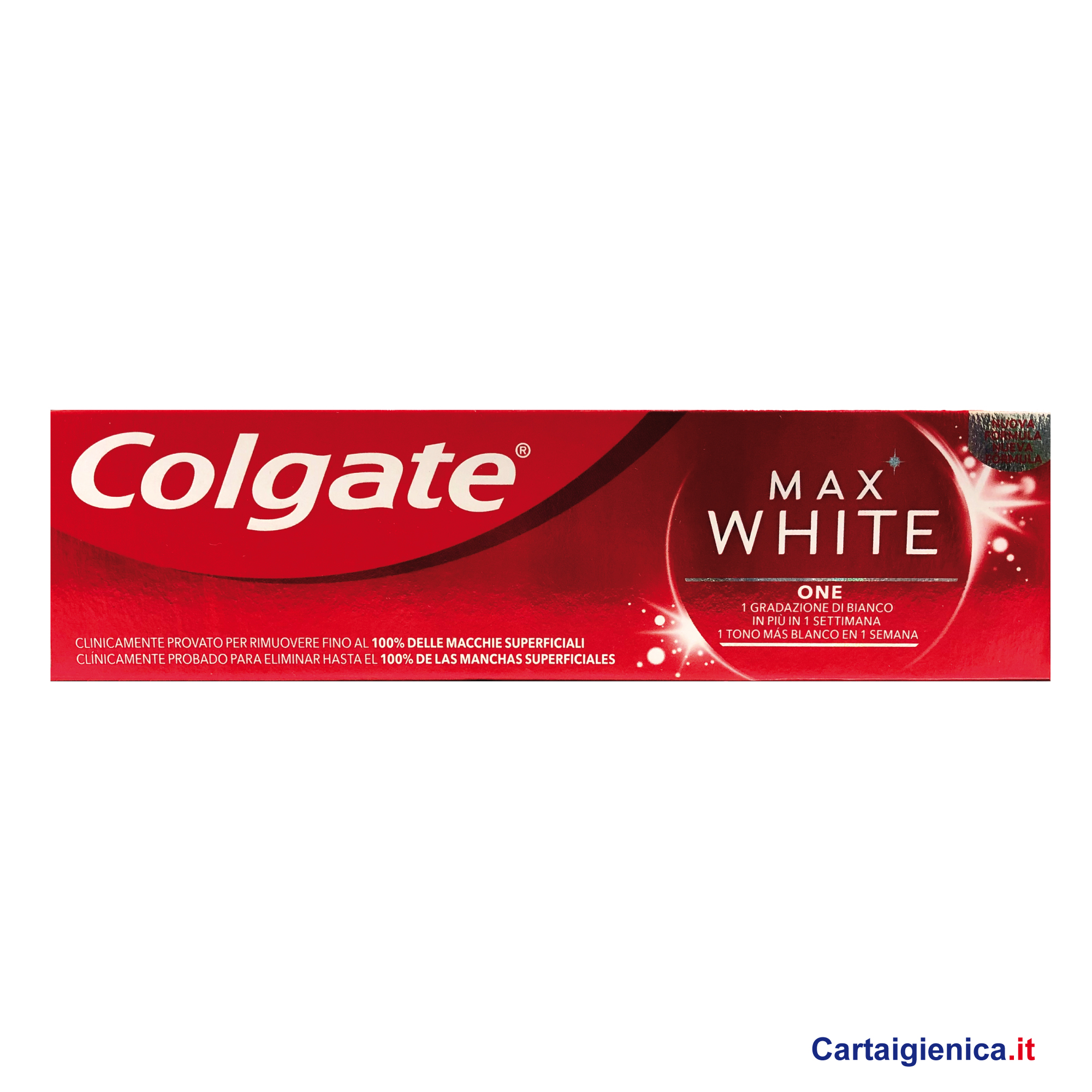 Colgate Dentifricio Max White 75 ml.