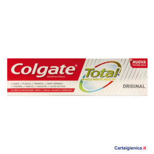 Colgate Dentifricio Total Original 75 ml.