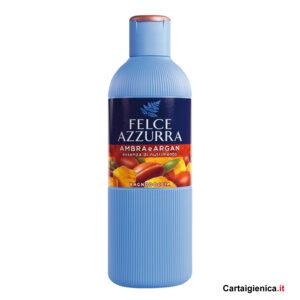 Felce Azzurra Ambra e Argan Bagnodoccia 650 ml