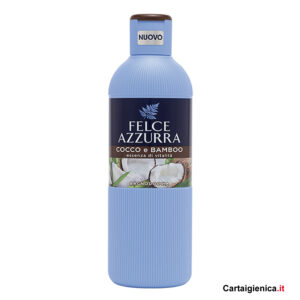 Felce Azzurra Cocco e Bamboo Bagnodoccia 650 ml