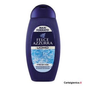 felce azzurra doccia shampoo fresh ice uomo