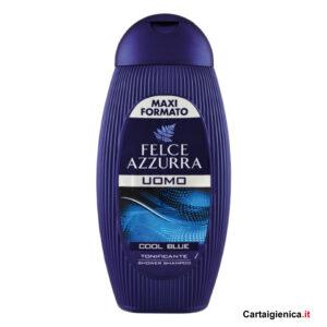 Felce Azzurra Doccia Shampoo Cool Blue Uomo 400 ml