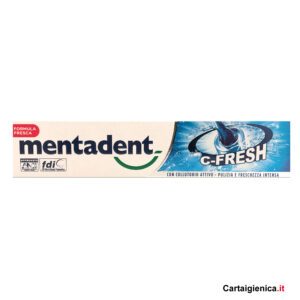 Mentadent Dentifricio C-Fresh 75 ml