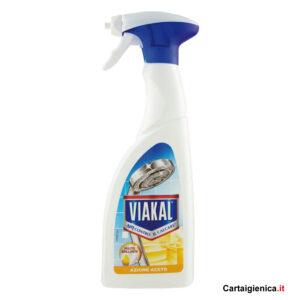 viakal anticalcare azione aceto spray