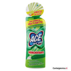 ace wc gel disincrostant700 ml multigetto