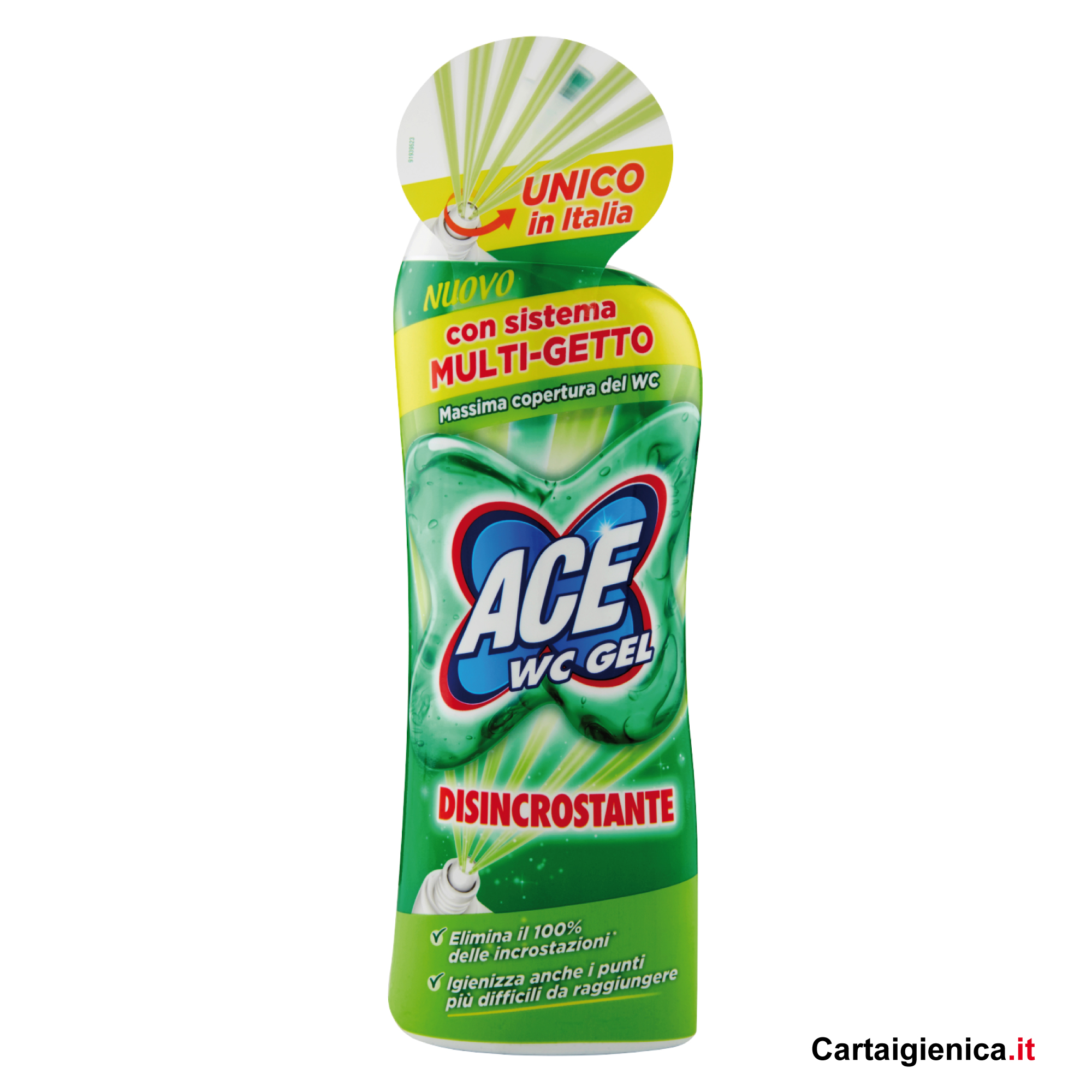 ace wc gel disincrostant700 ml multigetto