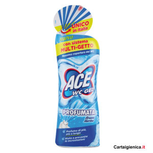 ace wc gel profumata brezza marina multi getto 700 ml