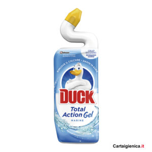 duck total action fragranza Marine pulizia wc 750 ml