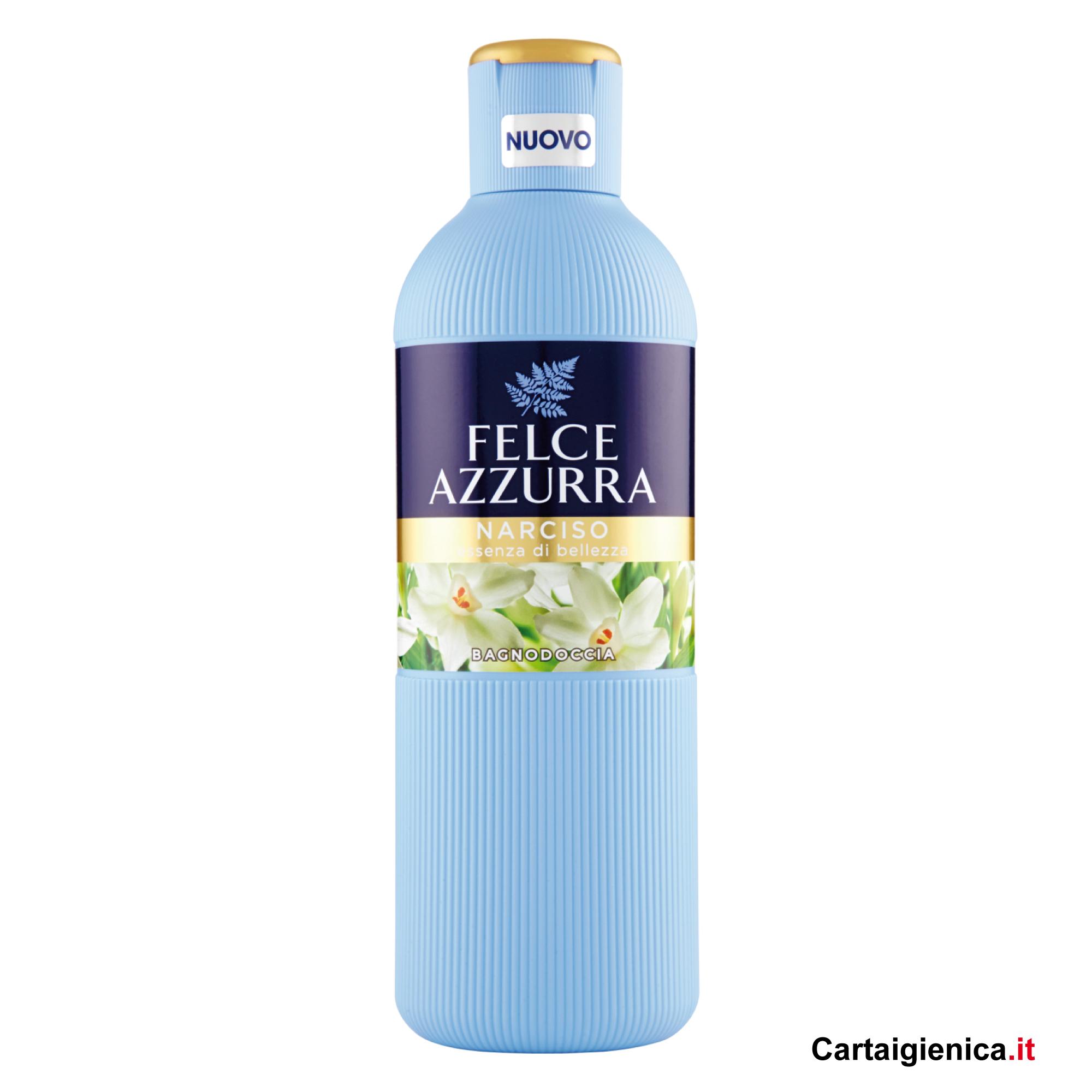 felce azzurra bagnodoccia narciso 650 ml