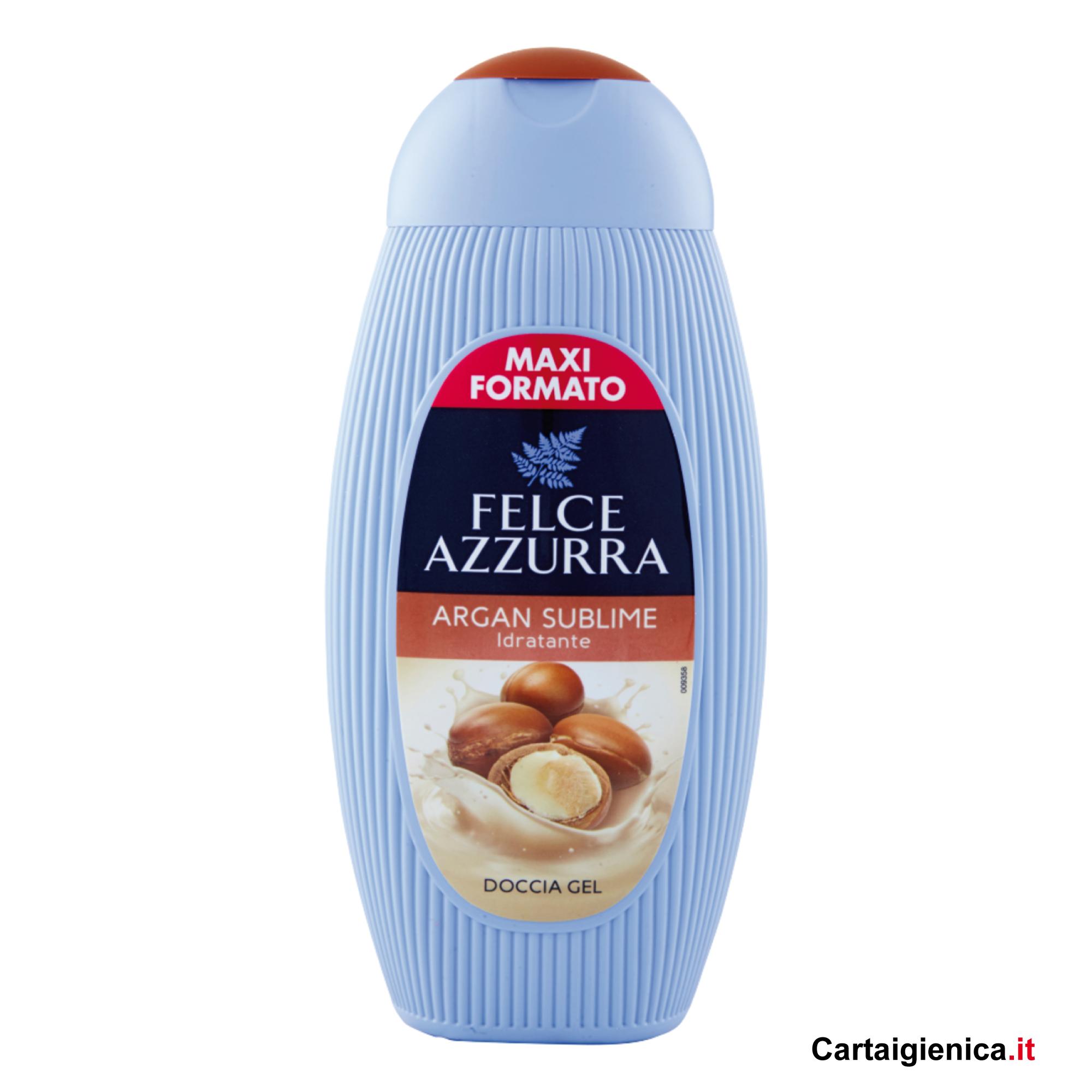 felce azzurra doccia gel argan sublime 400 ml