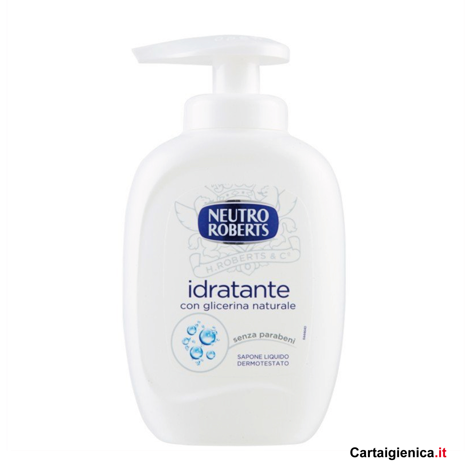 neutro roberts sapone liquido idratante 300 ml
