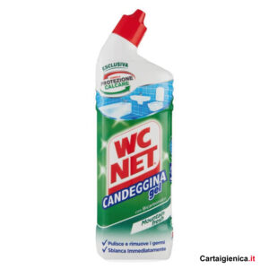 wc net candeggina gel pulizia water anticalcare mountain fresh 700 ml