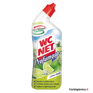 wc net profumoso Lime fresh gel protezione wc anticalcare