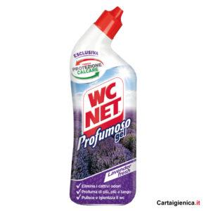 wc net profumoso lavander fresh gel protezione wc anticalcare
