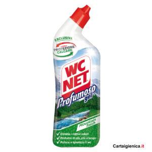 wc net profumoso mountain fresh gel protezione wc anticalcare
