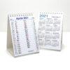 calendario 2021 tavolo 3 mesi scrivania appunti