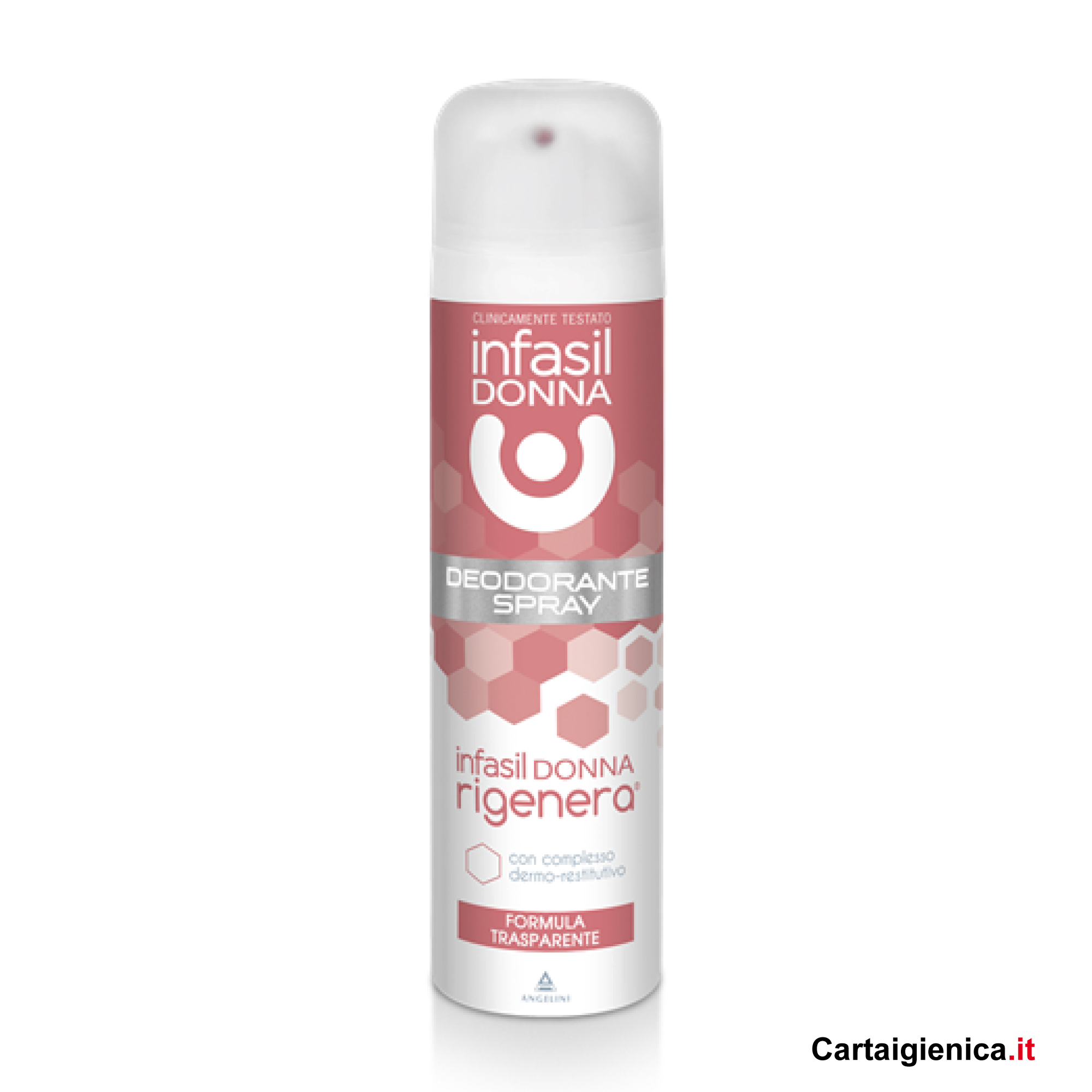 infasil donna rigenera deodorante spray 150 ml