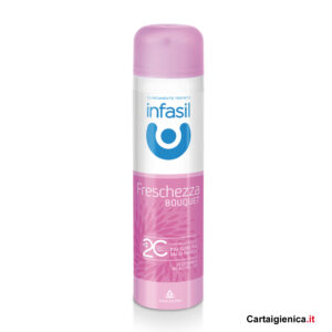 infasil deodorante spray freschezza bouquet 150 ml