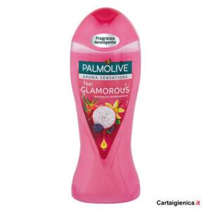 palmolive aroma sensation glamorous linea corpo bagnodoccia 600 ml