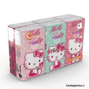 fazzoletti hello kitty kartika style bambini fazzoletti di carta colorati