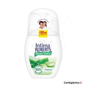intima roberts aloe vera fresco sapone per bambini 250 ml