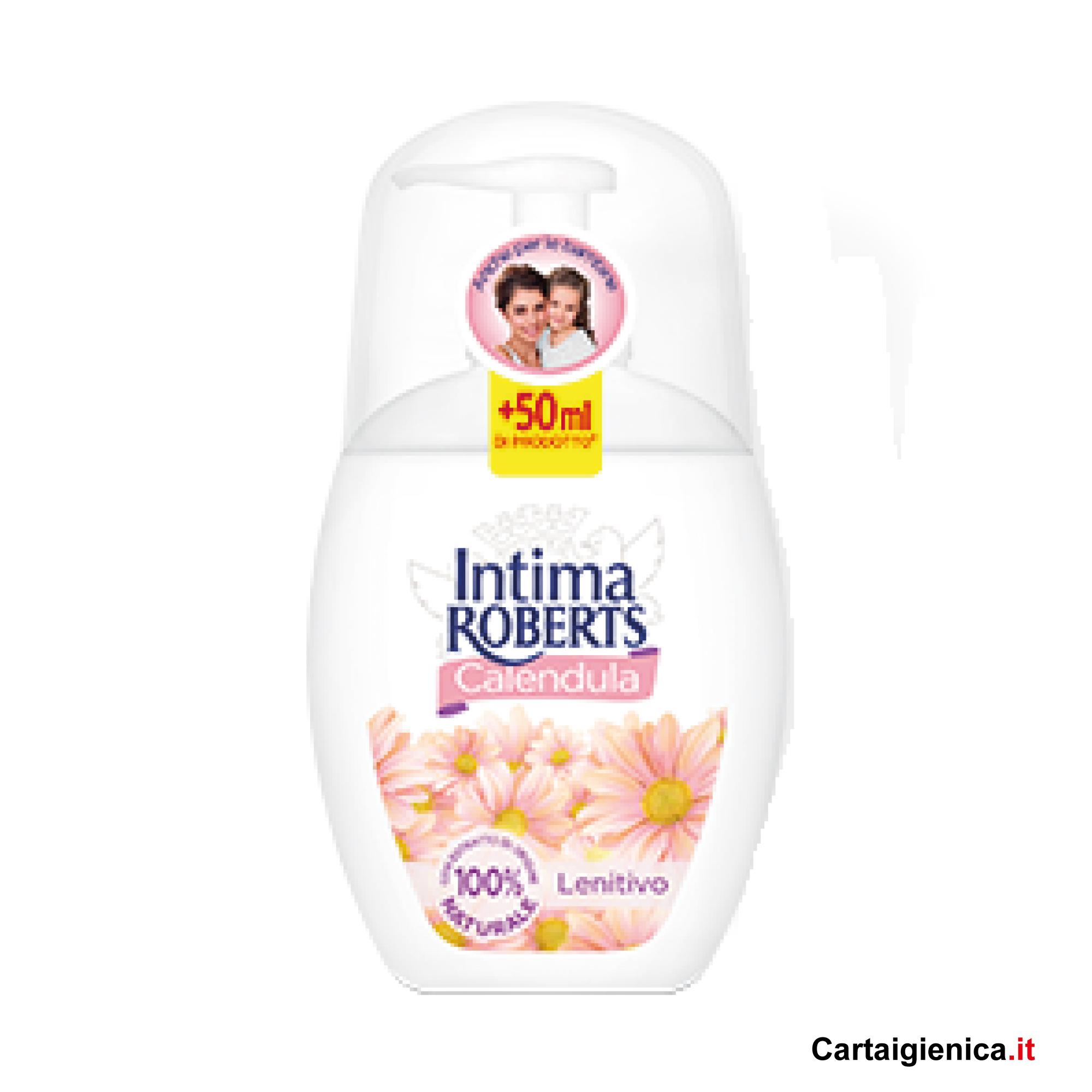 intima roberts calendula lenitivo sapone per bambini 250 ml