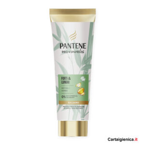 Pantene Balsamo V Miracle Forti e Lunghi 140 ml