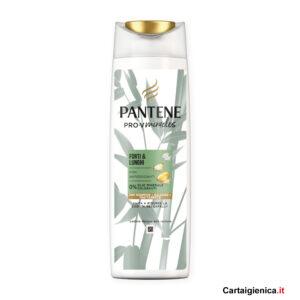 Pantene Shampoo Forti e Lunghi 225 ml