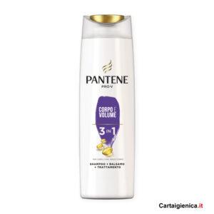 Pantene Pro-V 3in1 Shampoo Corpo e Volume 225 ml