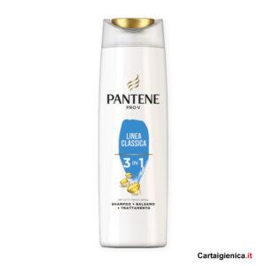 Pantene Pro-V 3in1 Shampoo Linea Classica 225 ml