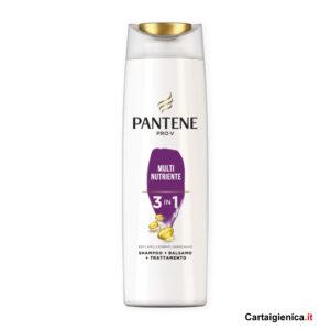 Pantene Pro-V 3in1 Shampoo Multi Nutriente 225 ml