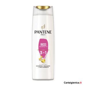 Pantene Pro-V Shampoo Ricci Perfetti 3in1 Shampoo Ricci Perfetti 3in1