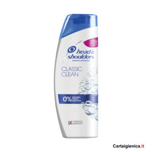 Head & Shoulders Shampoo Classic Clean 225 ml