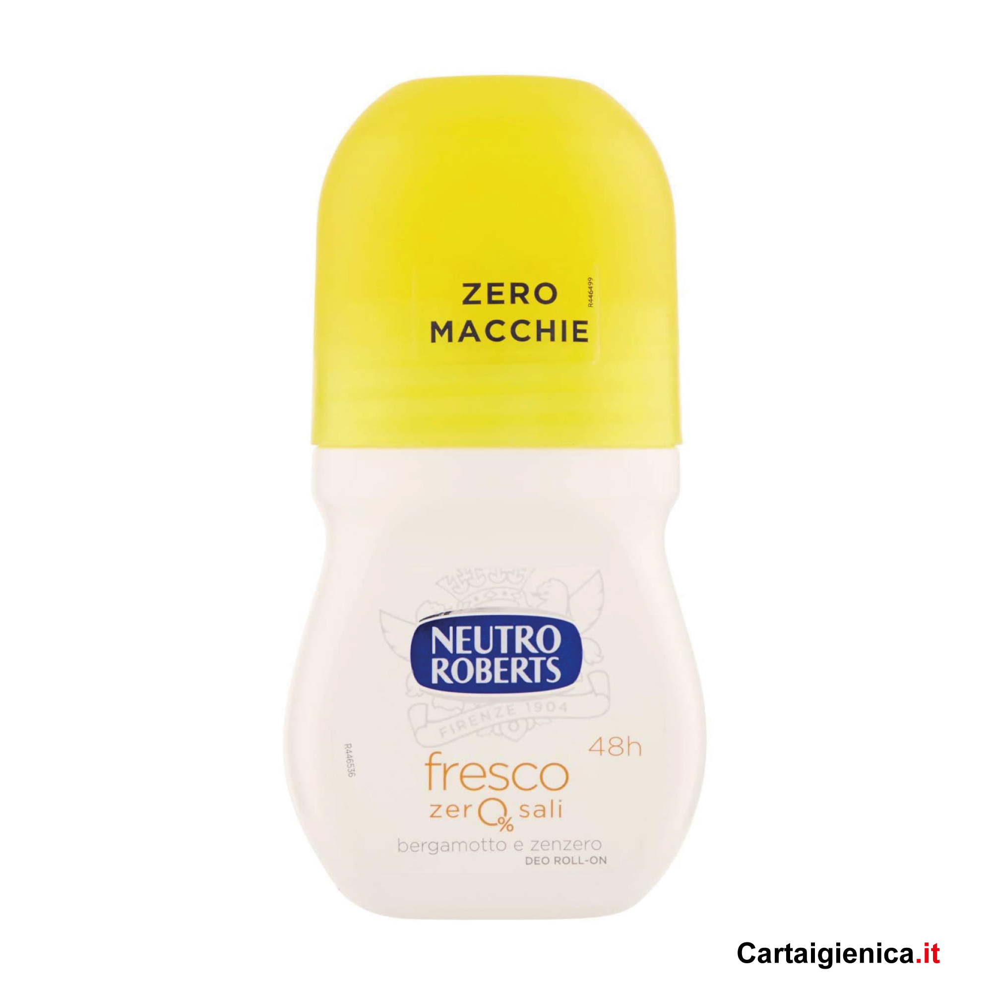 Neutro Roberts Deodorante Roll-on Fresco Giallo 50 ml