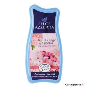 Felce Azzurra Gel Assorbiodori Deodorante Ciliegio Peonia 140 g