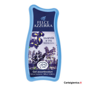 Felce Azzurra Gel Assorbiodori Deodorante Lavanda e Iris 140 g