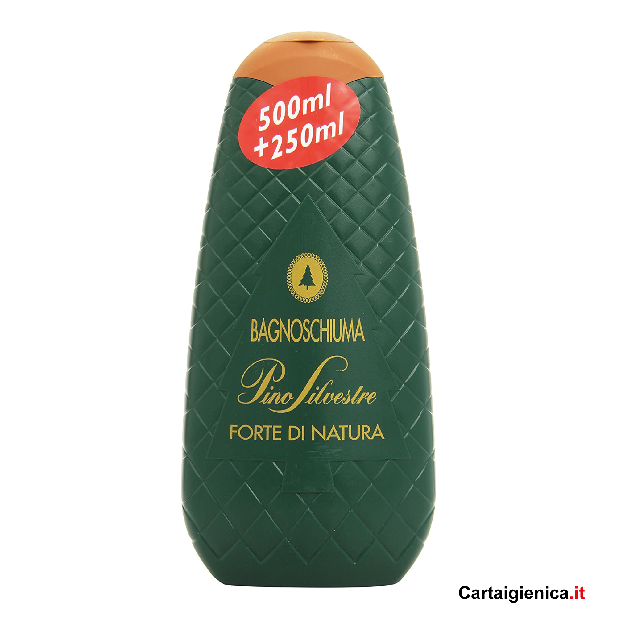 Pinosilvestre Forte di Natura Bagnoschiuma 750 ml